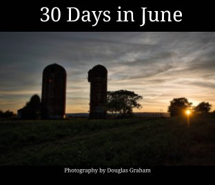 30 Days in June book cover