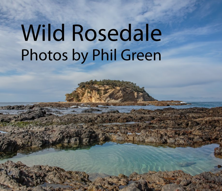 View Wild Rosedale by Phil Green