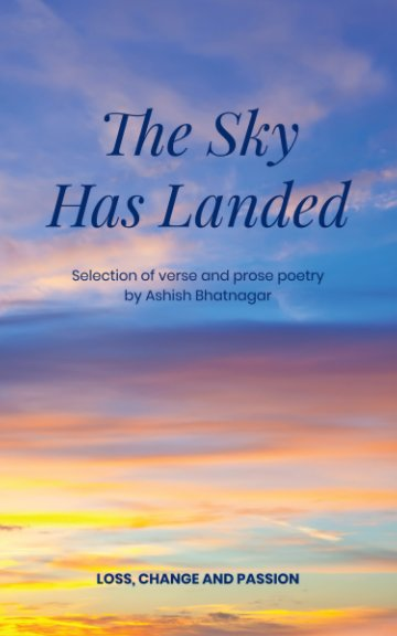 View The Sky has Landed by Ashish Bhatnagar