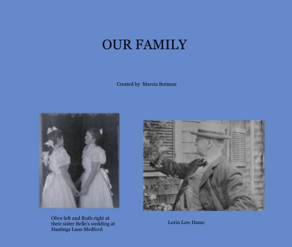 Our Family book cover