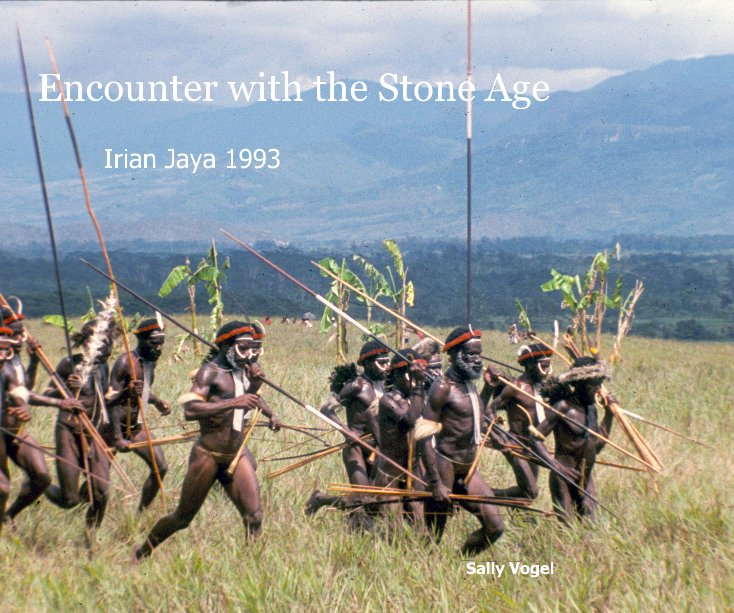 View Encounter with the Stone Age by Sally Vogel