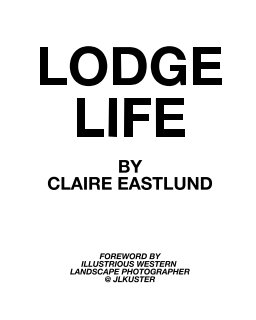 Lodge Life book cover