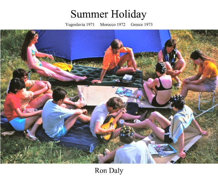 View Summer Holiday by Ron Daly