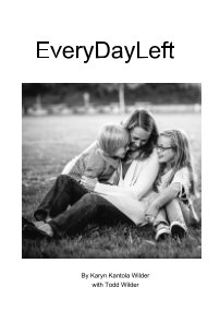 EveryDayLeft book cover