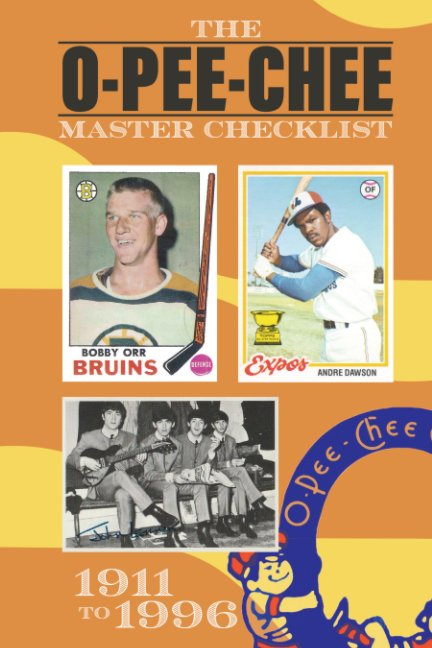 View The O-Pee-Chee Master Checklist by Richard Scott
