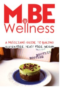 A Musicians Guide to baking book cover
