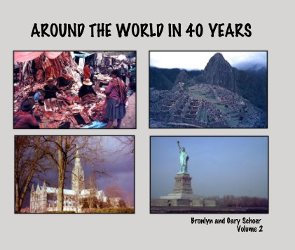Around the World in 40 Years book cover