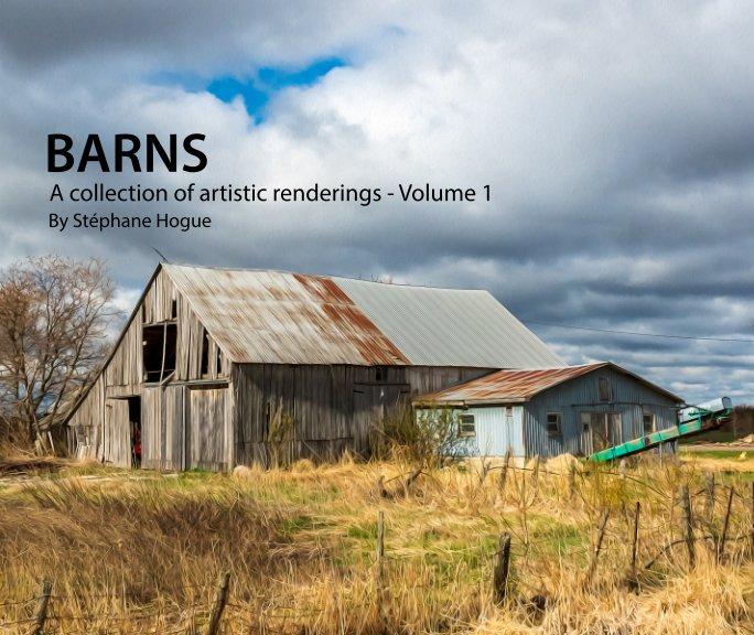 View Barns by Stéphane Hogue