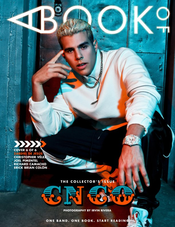 View A BOOK OF CNCO (Zabdiel Cover) by A BOOK OF
