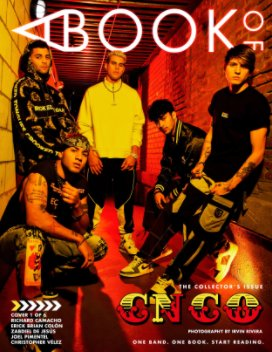A BOOK OF CNCO (Group Cover) book cover