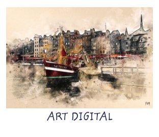 Art digital book cover