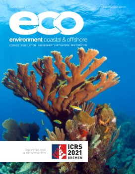 ECO 2020 Coral Reefs book cover
