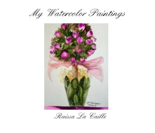 My Watercolor Paintings book cover