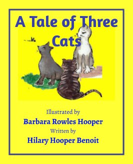 A Tale of Three Cats book cover