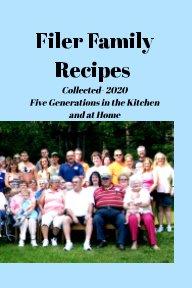 2020 Filer Family Cookbook book cover