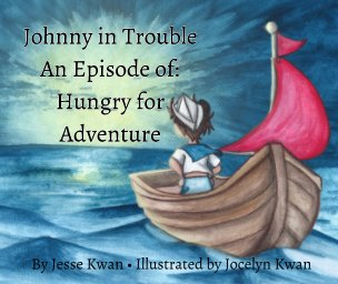 Johnny in Trouble book cover