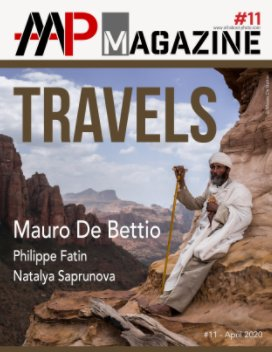 AAP Magazine#11 Travels book cover