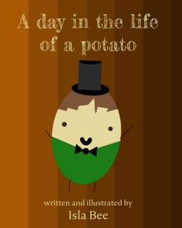 A day in the life of a Potato book cover