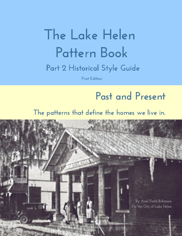 View The Lake Helen Pattern Book by Ariel Faith