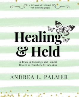 Healing and Held book cover