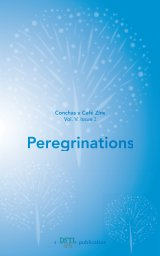 Peregrinations book cover