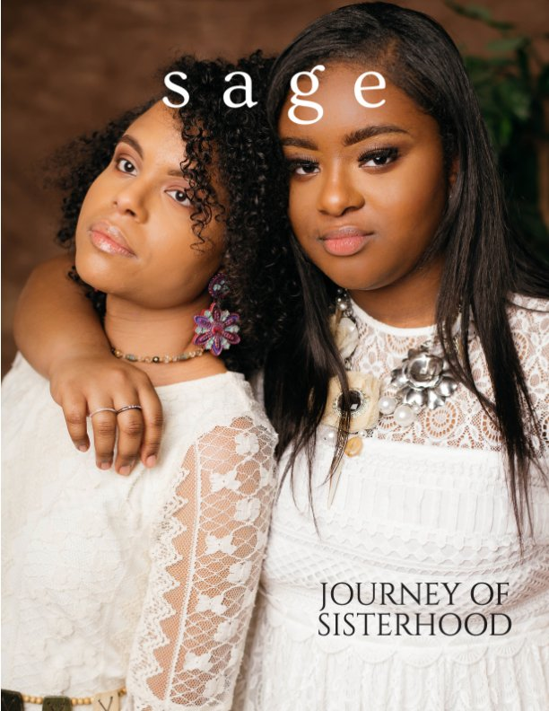 View Issue 002: Journey of Sisterhood by Sage Magazine
