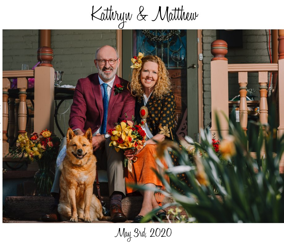 View Kathryn and Matthew by Marla Keown Photography