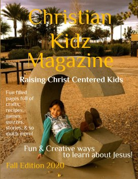 Christian Kidz Magazine book cover