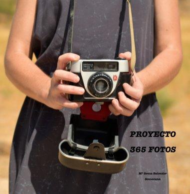 Proyecto 365 fotos book cover