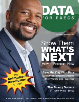 Data for Execs | Issue 2 book cover