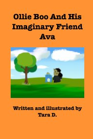 Ollie Boo And His Imaginary Friend Ava book cover