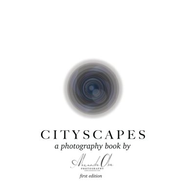 Cityscape Photography layflat by ImageALE book cover