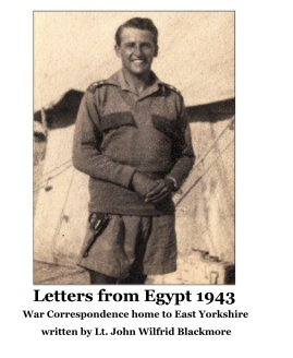 Letters from Egypt 1943 book cover