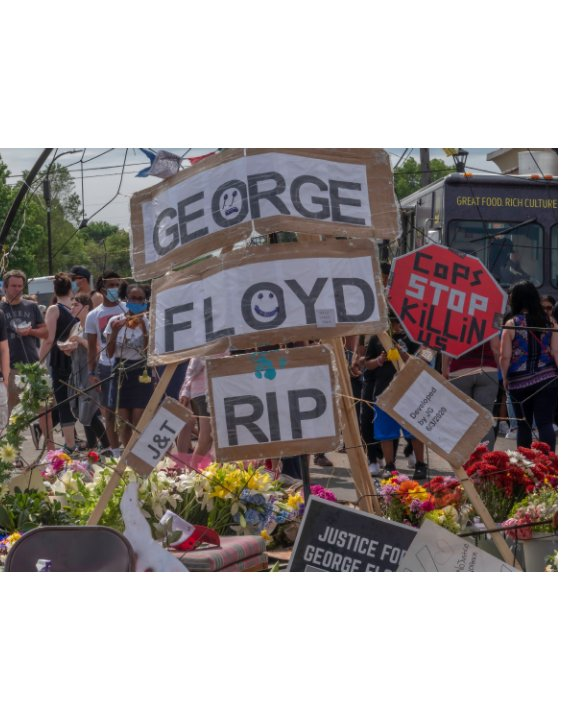 View George Floyd Aftermath by Pat Carney