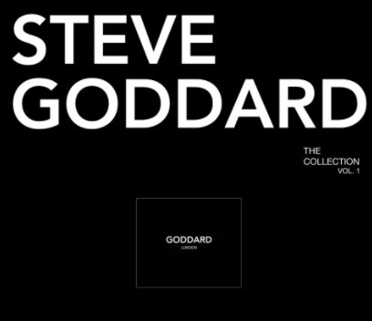 Steve Goddard book cover