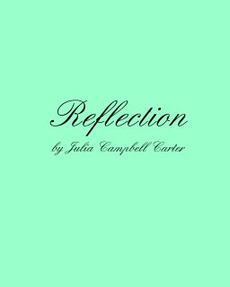 Reflection book cover