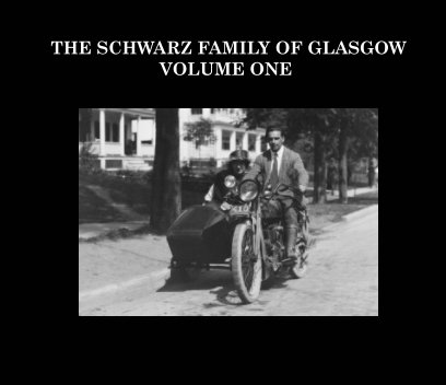 The Schwarz Family of Glasgow book cover