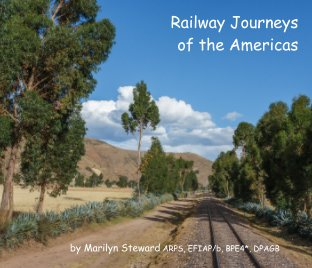 Railway Journeys of the Americas book cover