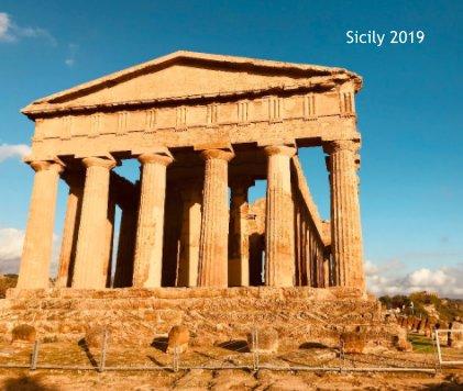 Sicily 2019 book cover
