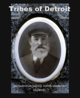 Tribes of Detroit book cover