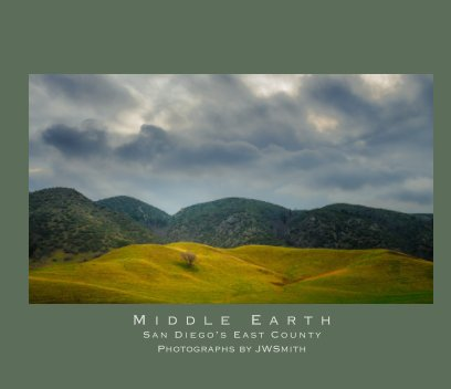 Middle Earth book cover