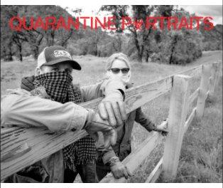 Quarantine Portraits book cover