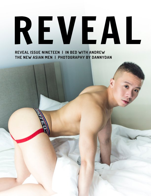 View Reveal 19 : In Bed with Andrew by dannydan