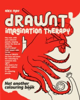 Drawnt Imagination Therapy book cover
