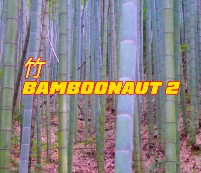 Bamboonaut 2 book cover
