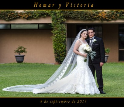 Homar y Victoria book cover