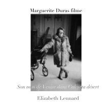 Marguerite Duras filme book cover