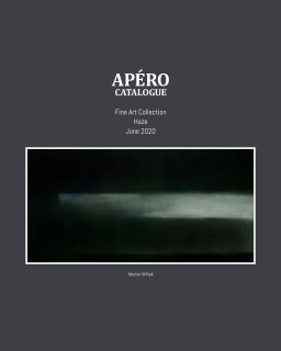 APÉRO Catalogue - SoftCover - Haze - June -2020 book cover