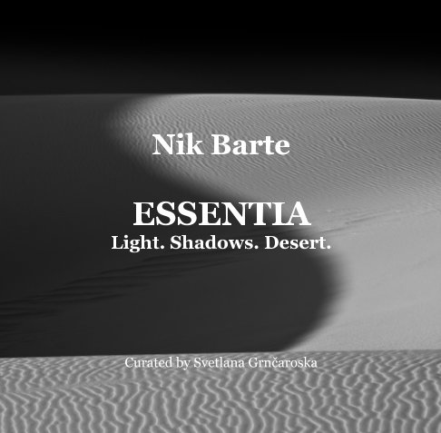 View ESSENTIA Catalogue Volume 1 by Nik Barte, Svetlana Grnčaroska