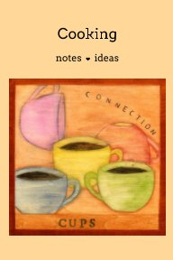 Cooking Notes ❤️ Ideas book cover